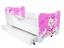 thumbnail 6 - Children Junior Bed, Bed For Kids with mattress 160x80cm + drawer + Pillow