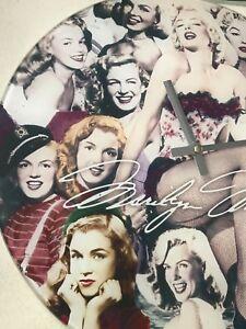 Marilyn-Monroe-Faces-of-Marilyn-Clock-Bernard-of-Hollywood-Renaissance-Road