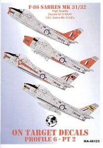 Model-Alliance-decals-1-48-F-86-Sabres-Part-2-RAAF-48125
