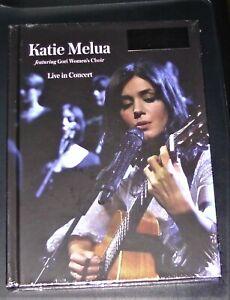 KATIE MELUA LIVE IN CONCERT FEATURING GORI WOMEN´S CHOIR LIMITIERT DOPPEL CD NEU