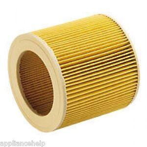 Originale-KARCHER-Wet-amp-Dry-CARTUCCIA-FILTRO-A-amp-SE-SERIE