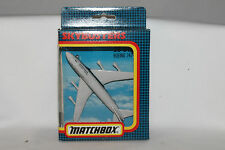 """MATCHBOX SKYBUSTERS SB-31 BOEING 747-400 """"BRITISH AIRWAYS"""", MINT BOXED"""