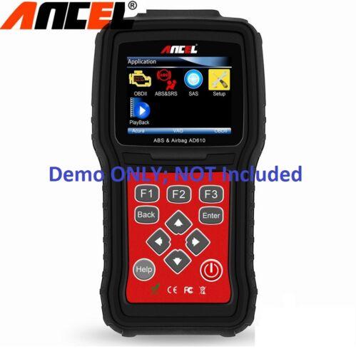 OBD2 OBDII Data Cable ANCEL AutoMaster Pro Scanner AD610 Elite Code Reader Tool