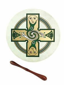 McNeela-12-034-Gallon-Cross-Bodhran-Drum
