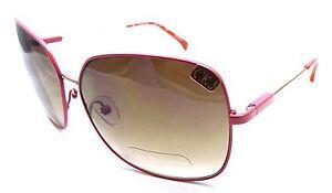 8c56e8bb28c Calvin Klein Jeans Sunglasses CKJ 107S 600 RED Frame 60x13x130 Brown ...
