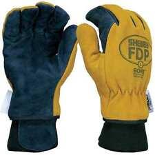 Shelby 5225j Firefighters Gloves2xlpigskin Lthrpr