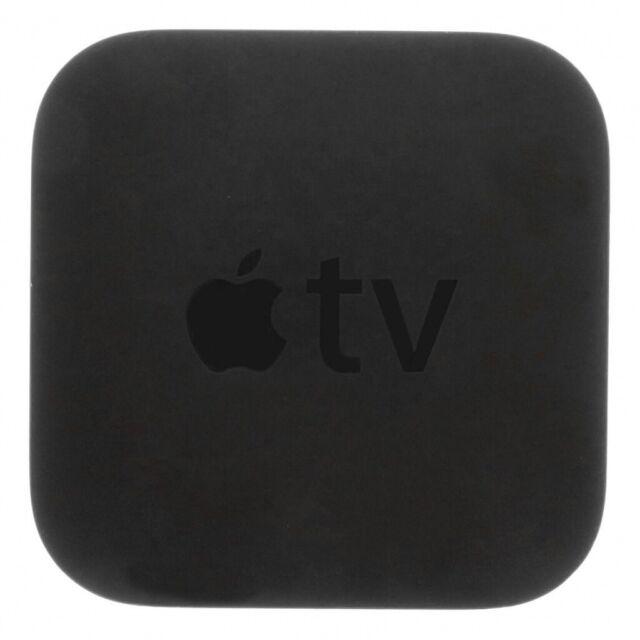 Apple TV 4. Generation schwarz Sehr guter Zustand