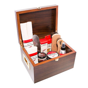 Luxury-Valet-Box-containing-Red-Wing-Shoe-Care-Products