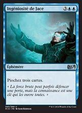 MTG Magic M15 - (4x) Jace's Ingenuity/Ingéniosité de Jace, French/VF