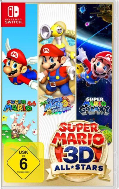 Super Mario 3D All-Stars [Nintendo Switch]