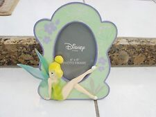 """Tinkerbell Picture Photo Frame - Fits 4"""" X 6"""" Photos - Jerry Leigh"""