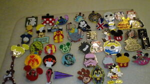 DISNEY-PINS-50-DIFFERENT-MIXED-LOT-FASTEST-SHIPPER-USA-SELLER