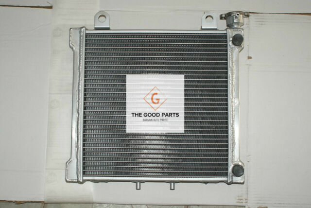 Aluminum Radiator for ATV Can Am Bombardier DS650 DS 650 DS650X Baja 2000-2007