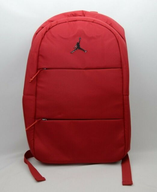 7879412fa65c Nike Jordan Session Backpack Red With Tags 9a1985 R78. +.  57.00Brand New