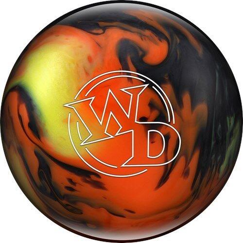Columbia 300 White Dot Lava Bowling Ball