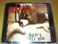 Avril Lavigne Don't Tell Me W/ Acoustic Version Australian Cd Single Sealed 3trx