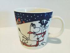 Moomin Mug Christmas Greetings 1997 Arabia Finland!