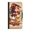 iPhone-XS-MAX-XR-X-8-7-6s-Plus-Leather-Flip-Wallet-Case-Disney-Princess-II-Cover miniature 13