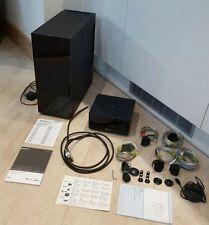 Sistema de Home Theater Sony DAV-IS10.