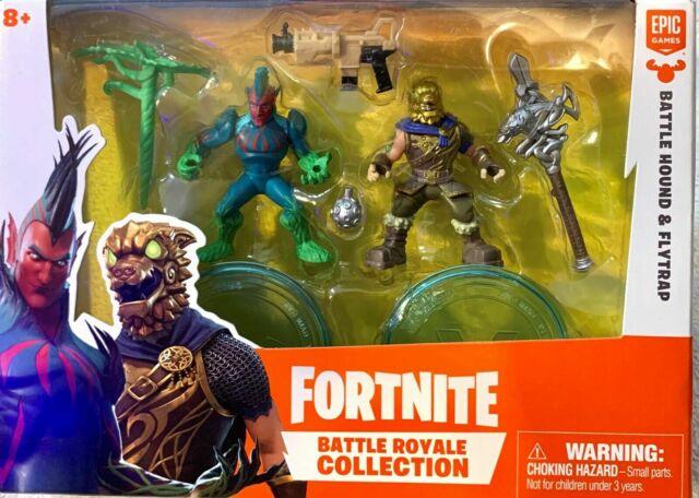 Fortnite Battle Royale Collection Battlehound /& Flytrap