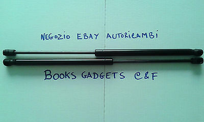 2 MOLLE A GAS PORTA POSTERIORE AUDI A4 AVANT DAL 04.2001/>12.2004 8E5-B6