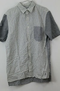 JW-ANDERSON-Short-Sleeve-Shirt-size-M