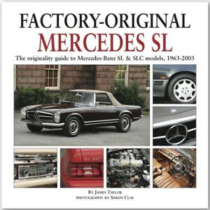 Mercedes-Benz-SL-W113-Pagode-R107-C107-R129-AMG-Originality-Guide-Buch-book