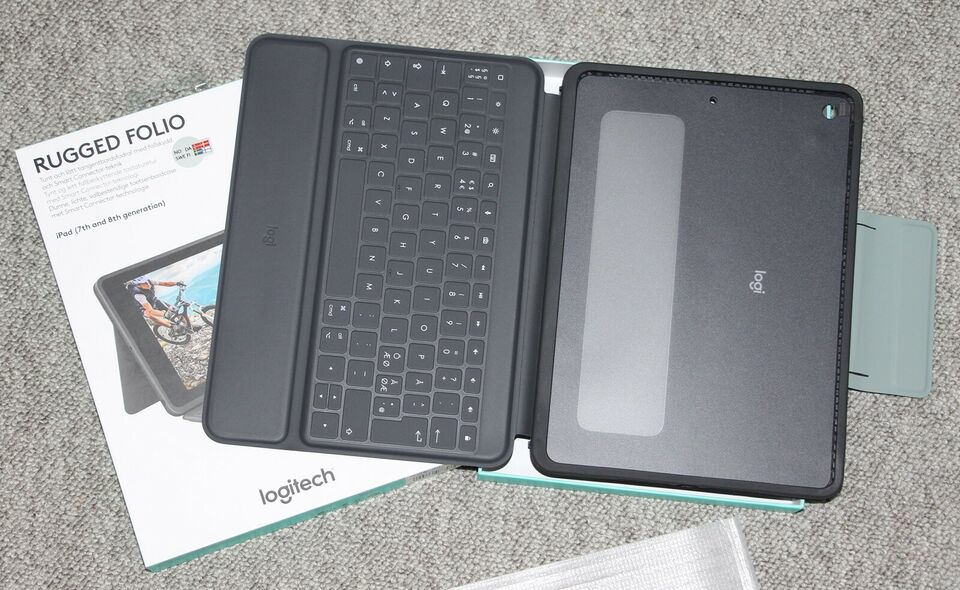 Keyboard, t. iPad, Perfekt