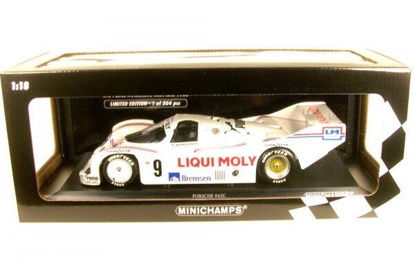 Porsche 962c nº 9 3rd Norisring trofeo 1985 (m. Winkelhock)