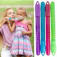 32pk Large Bubble Wands For Kids Bulk Party Favor Supplies Summer Fun Blower Toy