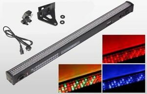 NEW 6CH 320 10mm DJ LED LIGHT RGB DMX WALL BAR STAGE WASH PARTY SHOW LED Display