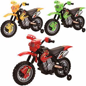 KIDS-2018-NEW-MOTOCROSS-RIDE-ON-SCRAMBLER-MOTORBIKE-ELECTRIC-6V-BATTERY-CAR-BIKE