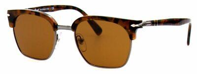 Einfach Persol Sonnenbrille 3199-s 1073/33 Etui H GroßEs Sortiment