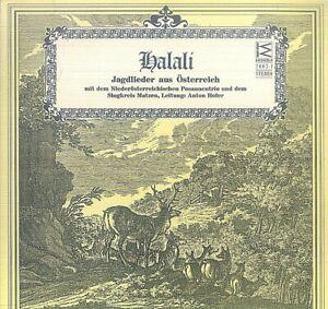 Niederösterreichisches Posaunentrio, Singkreis Matzen – Halali (Jagdlieder Aus Ö