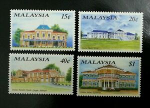 SJ-Malaysia-Historical-Building-II-Palace-1991-Royal-History-stamp-MNH