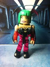 Marvel vs Capcom Minimates MORRIGAN Loose Wave 1 X-Men Avengers Street fighter