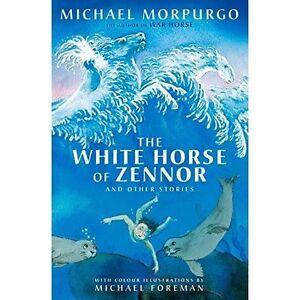The-White-Horse-of-Zennor-Morpurgo-Michael-Used-Good-Book