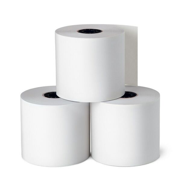 Adding Machine Paper Rolls 1-3//4 Wide X 2-3//4 X = 2