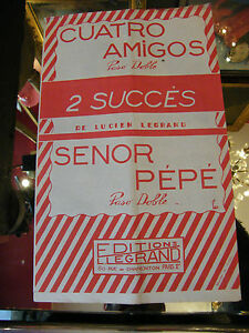 Spartito-Cuatro-Amigos-Senor-Pepe-Music-Sheet