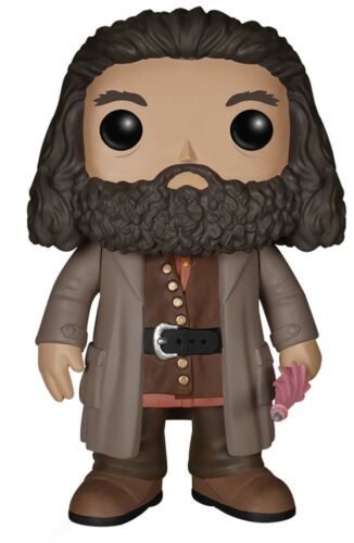 Funko POP MOVIES: HARRY POTTER-Rubeus Hagrid 6 Action Figure