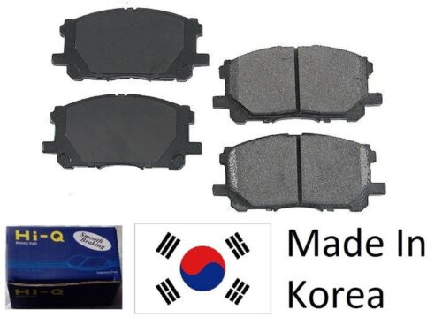 Rear Ceramic Brake Pad Set For Mitsubishi Endeavor 2004-2008