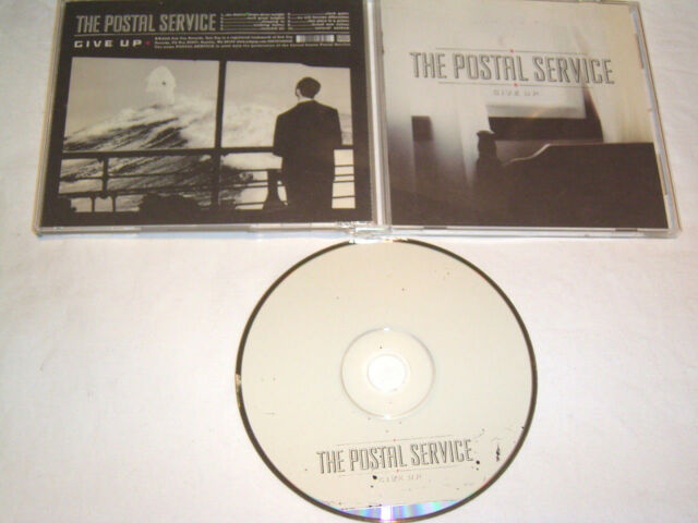 CD - The Postel Service Give Up (2003) S1