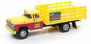 Classic Metal Works HO 1960 Ford Stakebed Truck Funks Hybrids   CMW30495-NEW