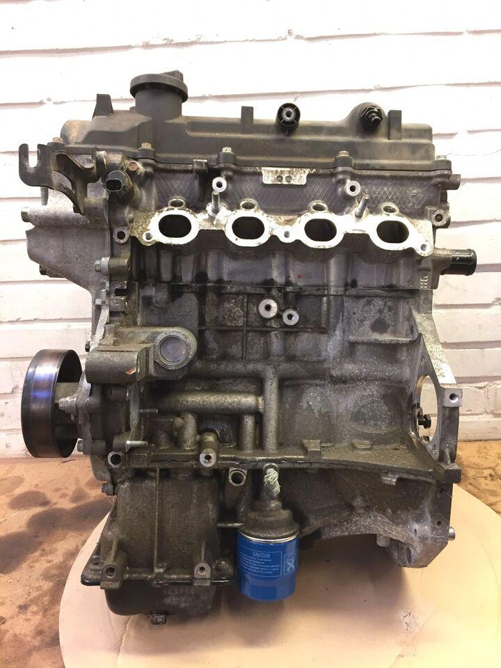 Renoveret motor, Kia Picanto / Rio, årg. 2011
