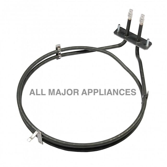 379201 (IM81-03) KLEENMAID FAN FORCED OVEN ELEMENT 2200W 210MM OD WITH STUDS