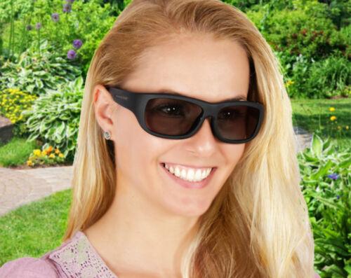 Motorrad Brille Sonnenbrille LCD Perfectum m. 6 Tönungsstufen Radbrille + Etui
