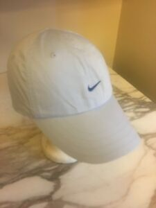 98309c9c0 Details about Light Blue Nike Golf Cap Hat Golf Baseball Cap