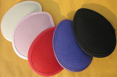 "TearDrop Millinery Hat Fascinator Base with Piping DIY 3.9/""W x 5.5/""L B010"
