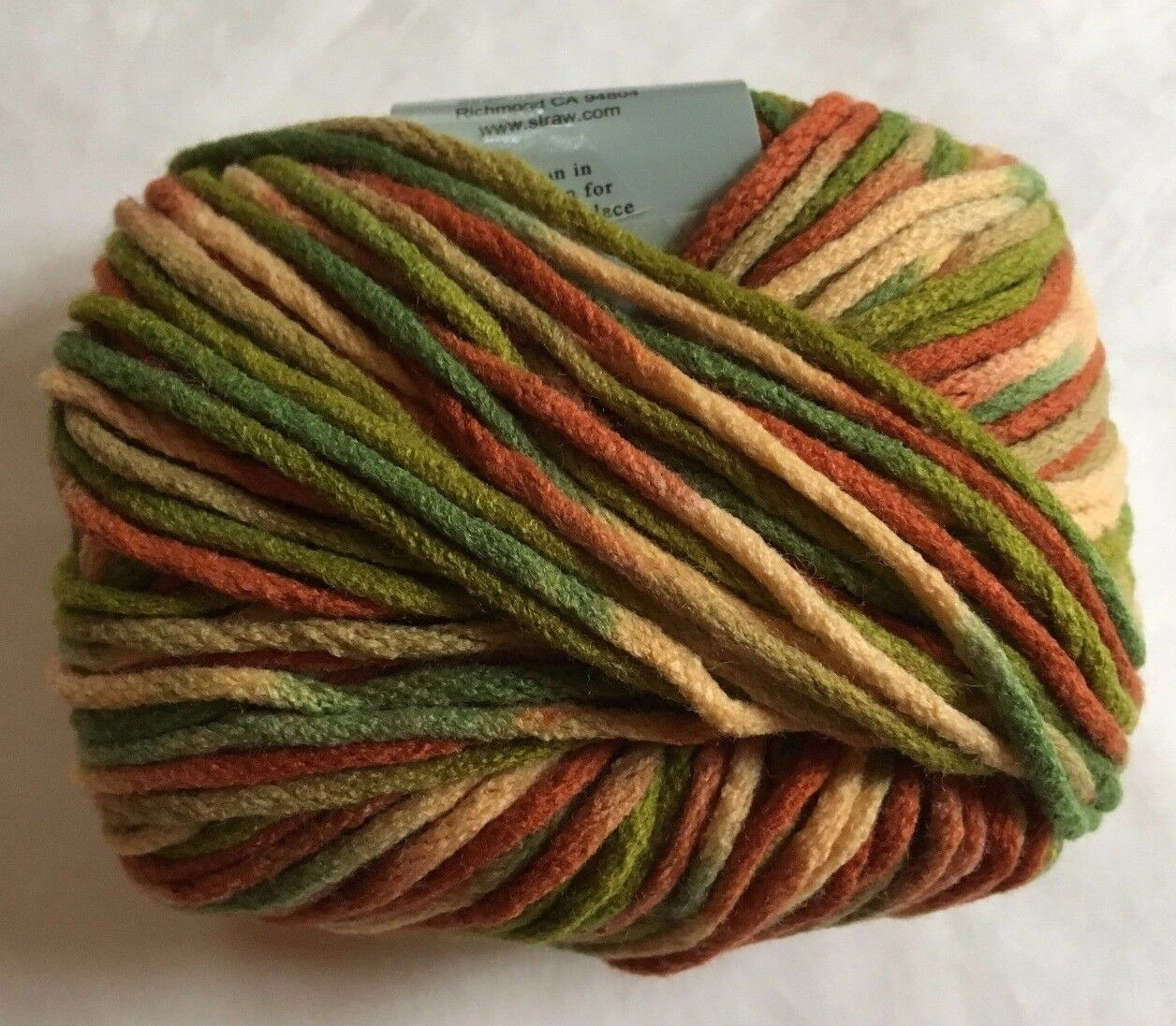 "Crystal Palace Yarns Cuddles DK #2013 /""Circus/"" Machine Wash MicroAcrylic 50gr"