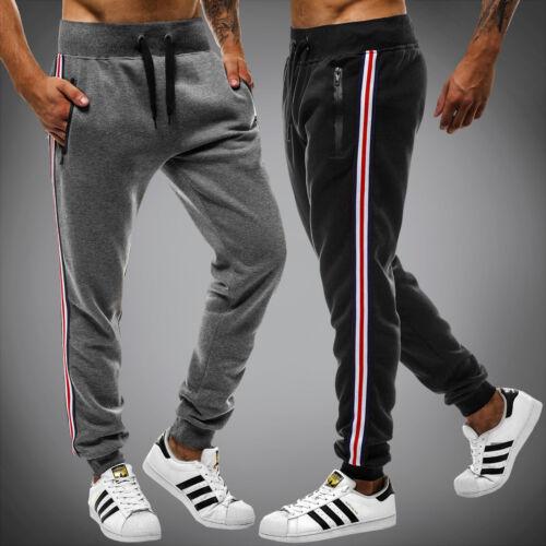 Traininghose Sport Fitness Jogginghose Freizeithose Hose OZONEE 7816 MIX Herren